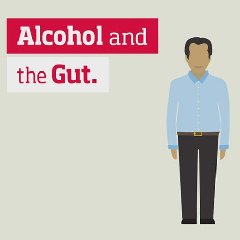 Drinkaware – Alcohol and the Gut