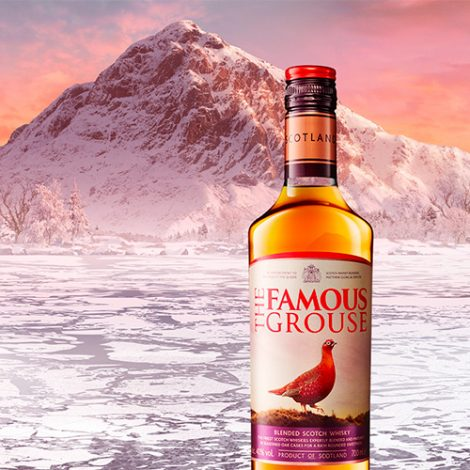 Famous Grouse – Glasgow Airport
