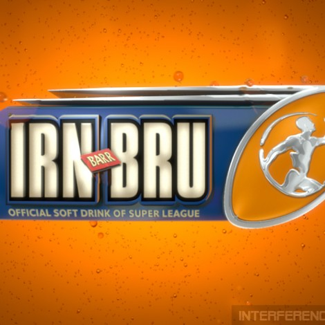 Irn Bru – Sky Sports Super Leauge