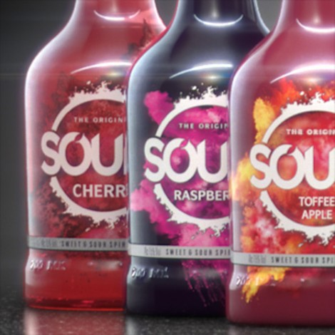 Sourz – Re-Branding